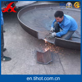 圧力容器のための専門の製造の楕円の端そしてタンクヘッド