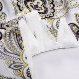 布のための100%年のポリエステル花によって印刷される極度の柔らかいビロードファブリック