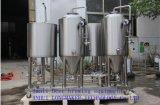 Equipo de fabricación de cobre rojo de la cerveza