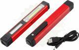 LEDの小型の軽い磁気再充電可能な調光器の漸進的なライト