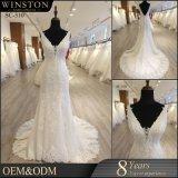 Профессиональные Китая на заводе пользовательских печатных свадебные платья