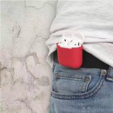 Caixa Anti-Perdida Shockproof do silicone da pele da tampa protetora para Apple Airpods