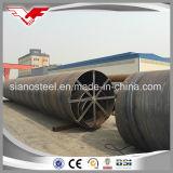 De Pijp van het Koolstofstaal, API 5L de Norm A36/ASTM van de Rang B/ASTM A252 van de Spiraal Gelaste Spiraalvormige Pijp van het Staal Pipe/SSAW voor het Vervoer van de Olie/van het Gas/van het Water of het Opstapelen zich