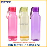 Bottiglia bevente di plastica di uso esterno facile leggero di Carring