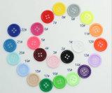 Горячая кнопка смолаы кнопки одежды хорошего качества сбывания 2017 цветастая