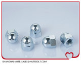 Edelstahl 304 316 Hex Schutzkappen-Abdeckung-Muttern DIN1587
