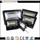 100V-240V reflector sin aislar al aire libre del programa piloto 300W LED