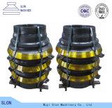 Qualität Sandvik S2800 Kegel-Zerkleinerungsmaschine zerteilt konkaves und Umhang