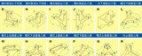 Кабельный лоток, опора лестницы Оцинкованный кабель лотки с сертификат CE Сделано в Китае