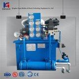 Mezclador interno de la máquina de goma hidráulica tecnológica del laboratorio