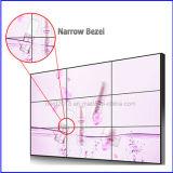 49inch HDMI LCD 영상 벽 Pricfactory 도매 극단적인 좁은 Bazel 이음새가 없는 상업적인 상점가