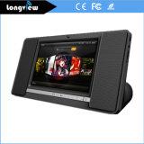 7 polegadas Allwinner A33 1GB / 8GB Wi-Fi Tableta Android inteligente com alto-falante Bluetooth HiFi