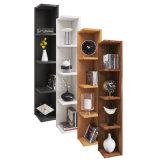 DVD Würfel-Spielzeug-Speicher-Wohnzimmer-Studien-Ausstellungsstand-Bücherschrank