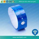 Bracelets Ntag213 remplaçables bon marché de l'IDENTIFICATION RF NFC