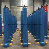 Цилиндры одиночного действующий подъема телескопичные гидровлические