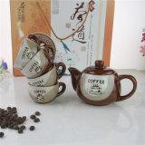 ترويجيّ هبة محدّد خزفيّة قهوة إناء فنجان محدّد قهوة هبة محدّد خزفيّة قهوة مجموعة
