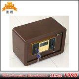 Ausgezeichnetes elektronisches sicheres manuelles Ablagerungs-Geld-Kasten-Stahlschließfach der Sicherheits-Fas-B1