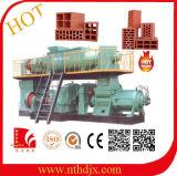 China suelo arcilloso de alta calidad de Maquinaria para fabricar ladrillos de barro