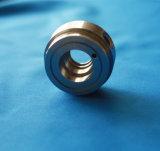 Pieza mecánica trabajada a máquina CNC de la precisión para la maquinaria