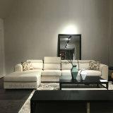 Sofá de tela ajustable la cabeza de hogar muebles