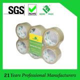 Fita adesiva da embalagem BOPP do derretimento quente