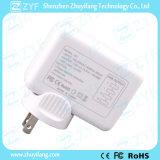 Adattatore sostituibile di potere di corsa della presa del USB dell'universale 4 della spina (ZYF9015)