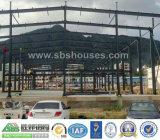 하이난에 있는 강철 구조물 작업장