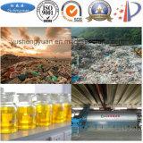 Matériel en caoutchouc de raffinage pour réutiliser le pétrole de Matériau-Essence