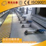 자동적인 경량 벽돌 플랜트/AAC 구획 기계 제조자