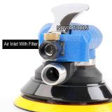 Помогать вакуумом шлифовальный прибор ладони воздуха Двойн-Действия орбитальный при Built-in пыль собирая мешок & шланг Nv-5005s