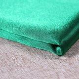 Krepp-Satin-Gewebe 100% des Polyester-75D*150d rückseitiges
