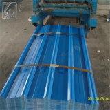 0.14mm波形の幅のカラーによって塗られるPrepainted鋼板の後の660mm