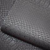 Cuoio artificiale sintetico del Faux del pattino del sacchetto dell'unità di elaborazione della pelle animale del coccodrillo
