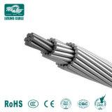 El conductor de aluminio reforzado de acero Cable ACSR