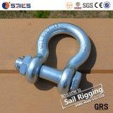 Wir Typ G2130 Bogen-Typ Ankerbolzen-Fessel