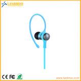 Comfortabele Draadloze Sport Bluetooth Earbuds met de Herinnering van de Stem Earhook