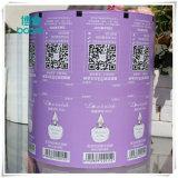 El papel de aluminio para mujeres adultos las toallitas húmedas embalaje
