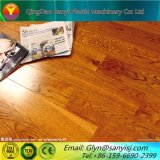 プラスチックPVC木製のビニールの板の床シートのタイルの突き出る機械放出機械