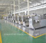 Automatique de haute qualité Pépites de soja texturée Machine extrudé