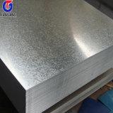 La norma ASTM Hoja de acero galvanizado en caliente / placa de acero galvanizado