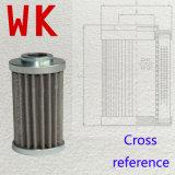 Elemento alternativo del filtro hydráulico del filtro de petróleo de DHD30A20b