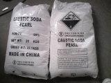 Perles d'hydroxyde de sodium de marque de Jinhong/bicarbonate de soude caustique