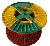 Увеличенные стальные катушкы барабанчика кабельной проводки