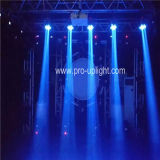 discoteca Lighting LED DJ Light di 3X30W RGBW 4in1 LED Wash Zoom Beam LED