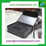 Коробка изготовленный на заказ магнитного подарка закрытия бумажная упаковывая