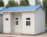 Construcción de viviendas prefabricada ligera de la estructura de acero