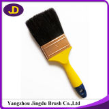 Diverso color afiló el cepillo de pintura de goma de la maneta del poliester