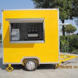 중국 의 이동할 수 있는 음식 트레일러, 트레일러 Jy-B13를 판매하는 팬케이크에 있는 판매를 위한 음식 트럭