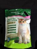 Tofu que aglutina Eco e maca de gato da saúde