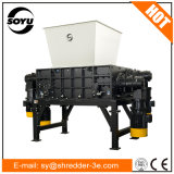 Shredder plástico de quatro eixos/Shredder do tambor eixo Shredder/IBC do plástico 4
